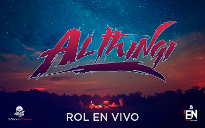 Rol en vivo: Althingi