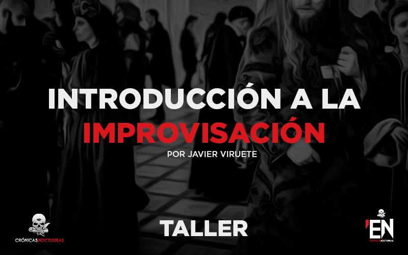 Taller de introducción a la improvisación