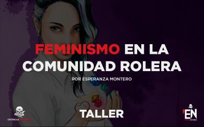 Feminismo en la comunidad rolera