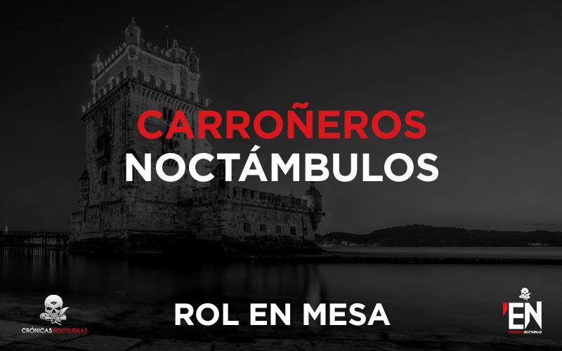 Carroñeros Noctámbulos