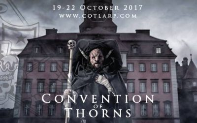 Convention Of Thorns. Experiencias de un jugador. Parte II